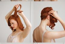 Hair Cuts and Styles {and tips and tricks} / by Samara Overturff