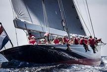 J-Class / J-Class yachts racing / by Michiel Zwart