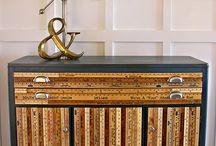 DIY Furniture / by Trish Cremeens