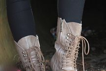 BOOTS, boots and more boots / by Taylor Mitchell