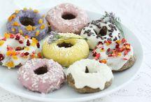 Vegan  Or Gluten Free recipes / by Dianne Kartes