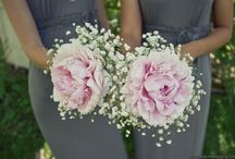 Baby's Breath Wedding / Baby's Breath in bouquets, halos, centerpieces, aisle markers, alters pieces, etc. / by Fleur Decor