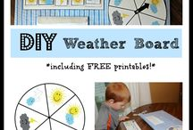 Weather Theme / by Lydia Mahar