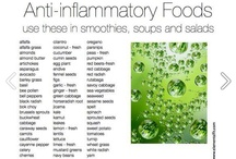 Anti-Inflammatory Foods / by Mary Coakwell-D'Attilio