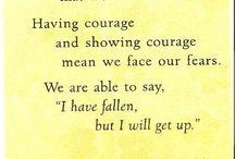 Quotes / by Catherine Tiberi