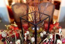 Wedding Ideas for AJ / by WeddingsByKristine, Ohio Wedding Officiant & Online Bridal Shops