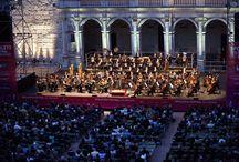 Spoleto56 - Concerto Finale / James Conlon dirige la Filarmonica della Scala / by Spoleto Festival dei 2Mondi