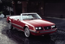 1983 Ford Mustangs / 1983 Ford Mustangs / by StangBangers