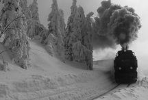 Trains / by Patrick Quinn