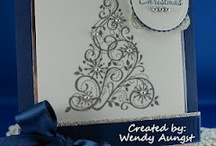 stampin up christmas / by Linda Forbes