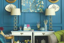 VIGNETTES / Vignette your way to beautiful decor.  / by Tonia Lee