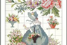 Cross Stitch / by Linda Diedrich
