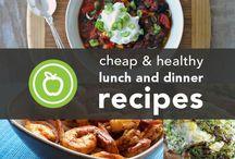 cheap healthy eats / by Ambra Davis