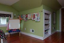 Kid's Room / by Tina Voller-Ewert