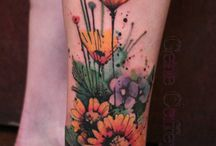 Tattoos / by Natalie Harris