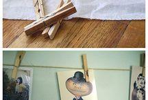 Cute ideas for my room. / by Brytne Prater