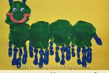 Preschool Fun / by Ashley Uhl