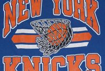 NEW YORK KNICKS / by Mario Betteta