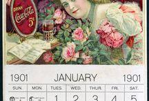 Coca-Cola Items / by Dolores Maxwell