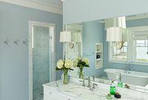 bathroom / by Michelle Hughes