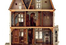 Dollhouses / by Katie Marie