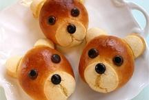 homemade breads / by Heather Campbell Baldridge