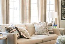Window Treatments / by Deborah Powell