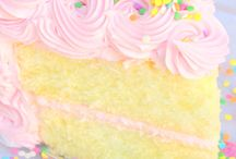 Our Cake & Frosting Recipes! / by My Cake School