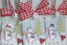 gift tags / by Melinda Hare