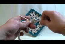 crochet~tutorial's~pattern's / by Irma Vega