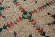 Quilts-Longarm / by Barbara Bashaw