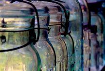 Mason Jars / by ♥ Prim With Love ♥