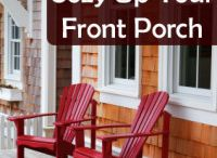 Front Porch/Yard Ideas / by Tracy Parnham