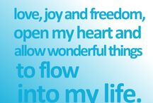 Self love words / by Michelle Meeks