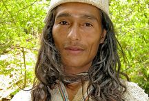 Indigenous of Colombia / Indians of South America  / by GoodlifeZiba