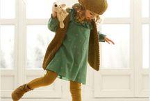 Fashion: Children / by Mercedes Quinones