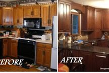 Remodeled Kitchens / by Kitchendesignplus Toledo