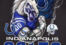 Indianapolis Colts / by Victoria VonHeeder
