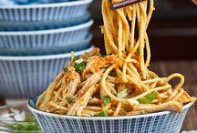 Recipes - Asian / by Diane VandenHeuvel
