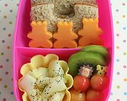Bento Lunches / by Kelly Reigert