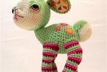 Crochet animals / by April Rothenburger