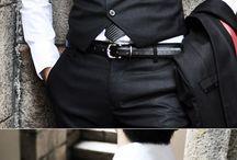 Men's fashion & style / Men / by Suzy Q