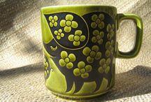 Vintage Ceramics / by Michelle Webster