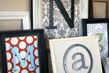 Home decor ideas / by Kari Corbett