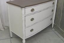 Furniture Redo Ideas / by Jenna Ruhe
