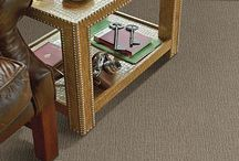 Mystic Charm / A new cross-hatched pattern with a striated background / by Tuftex Carpets of California