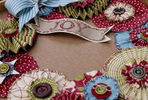 Wreaths/Door Decor / by Carol Anderson