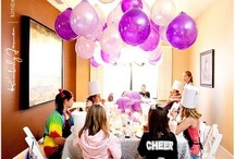 PARTY DECOR IDEAS / by Gayle Grams Mills