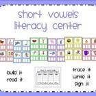 Word work / by The Kindergarten Smorgasboard