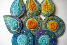 Fibre art / by One of a kind Yarns